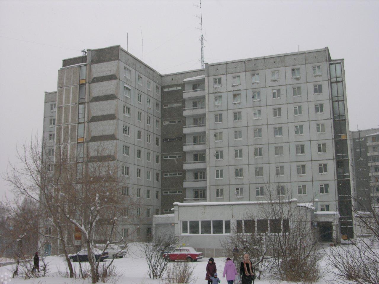 Общежитие СФУ №2
