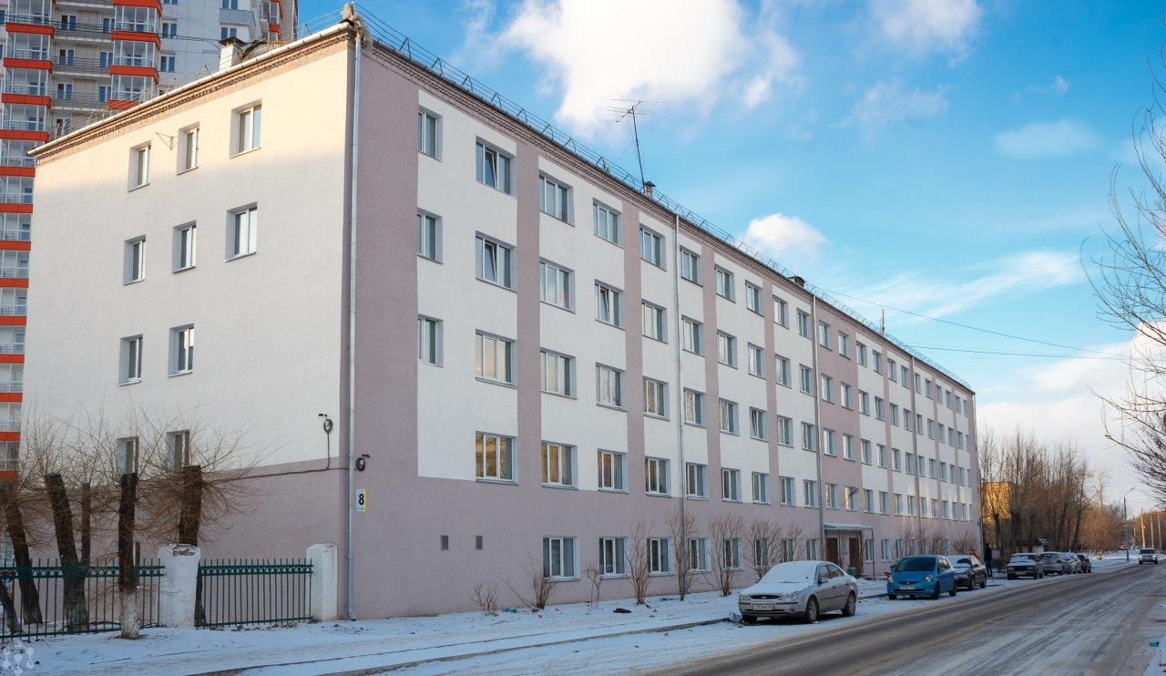Общежитие СФУ №14