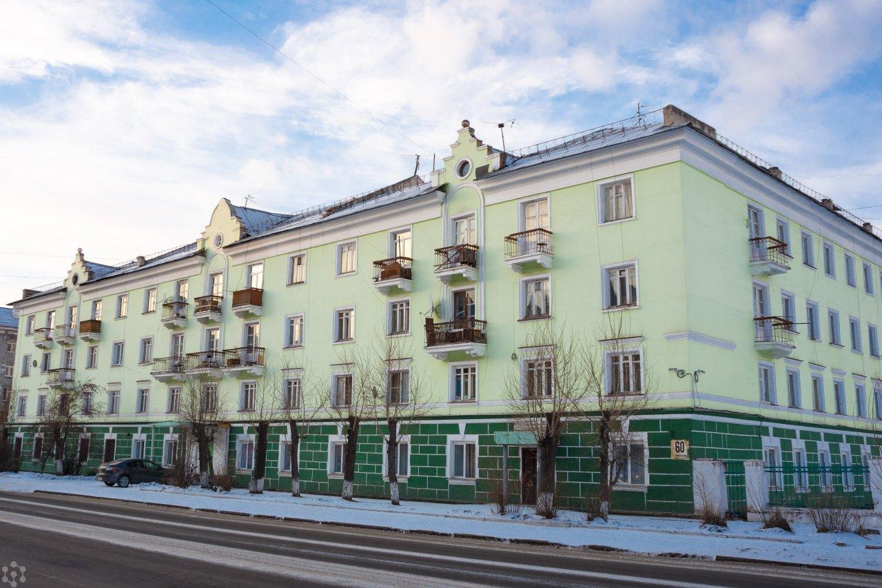 Общежитие СФУ №13