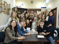 В ИППС поздравили победителей «Прошу слова — 2014»