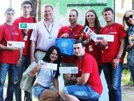 Презентация проекта международного гуманитарного центра «ООН — мой друг»